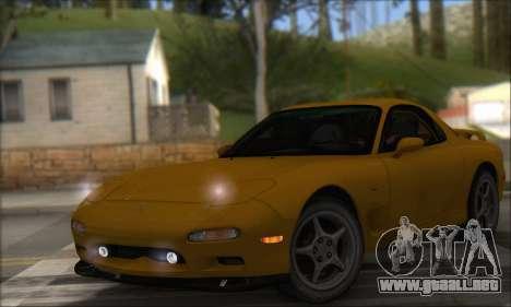 Mazda RX-7 1991 para GTA San Andreas