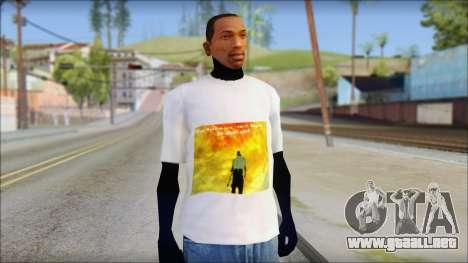 Monster von Back O Beyond T-Shirt para GTA San Andreas