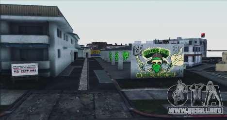 ViSA Beta 1 para GTA San Andreas
