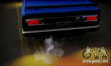 Nissan Skyline GC10 2000GT para GTA San Andreas interior