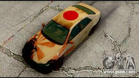 Toyota Altezza para GTA San Andreas