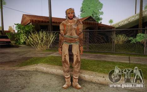 Yusuf Tazim from Assassin Creed: Revelation para GTA San Andreas