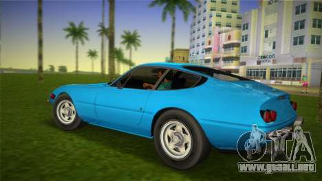 Ferrari 365 GTB para GTA Vice City left