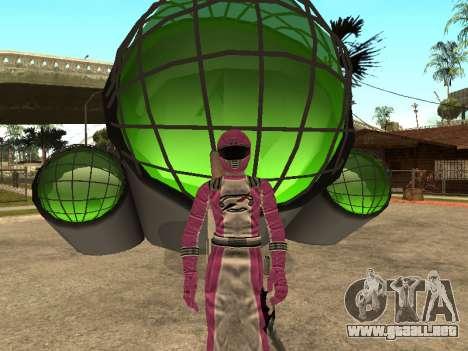 Power Rangers Operation Overdrive para GTA San Andreas novena de pantalla
