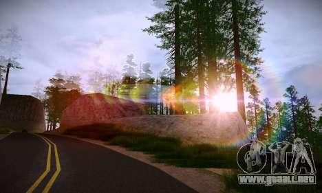 ENBSeries por Makar_SmW86 versión Final para GTA San Andreas
