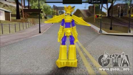 Magnamon para GTA San Andreas segunda pantalla