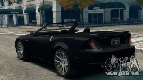 Feltzer Grey Series para GTA 4 left