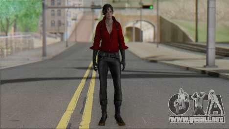 Ada Wong v1 para GTA San Andreas
