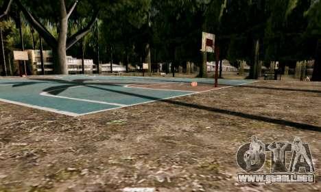New Santa Maria Beach v1 para GTA San Andreas segunda pantalla