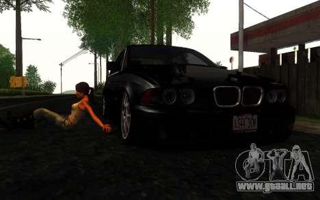 ENBSeries v5.2 Samp Editon para GTA San Andreas tercera pantalla