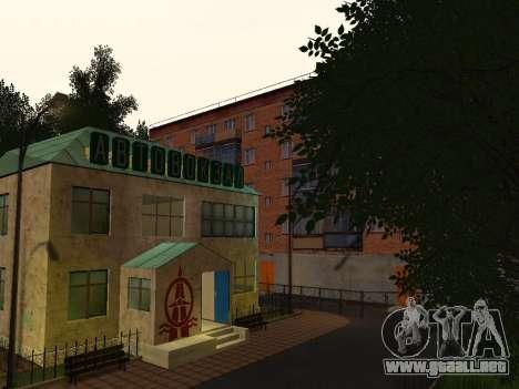 ENB por Makar_SmW86 v5.5 para GTA San Andreas quinta pantalla
