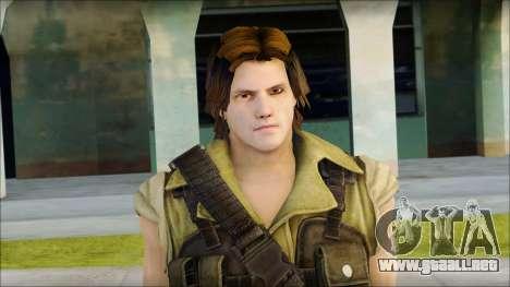 Carlos para GTA San Andreas tercera pantalla