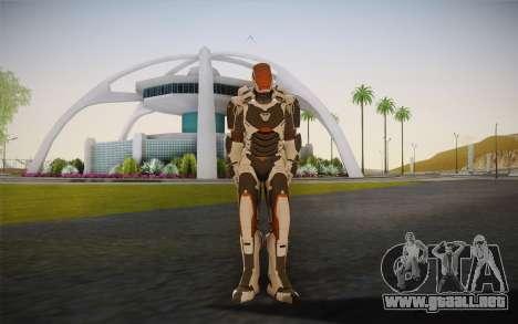 Iron Man Gemini Armor para GTA San Andreas
