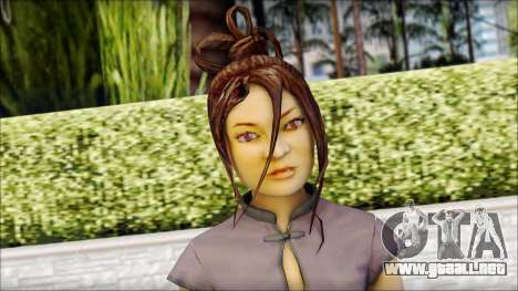 Girl on heels para GTA San Andreas tercera pantalla