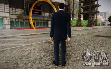 Vicente Zambada para GTA San Andreas segunda pantalla