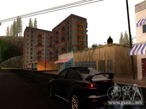 ENB por Makar_SmW86 v5.5 para GTA San Andreas segunda pantalla