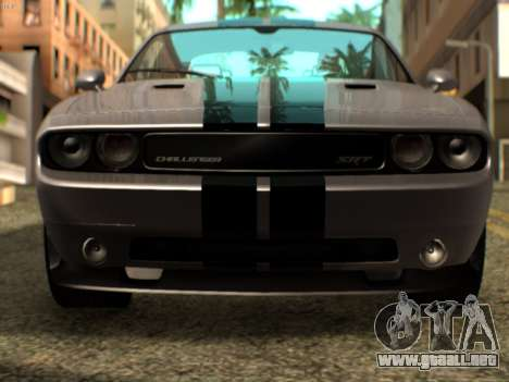 Lime ENB v1.1 para GTA San Andreas segunda pantalla