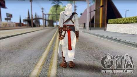 Asesino v3 para GTA San Andreas segunda pantalla