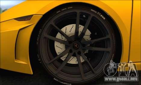 Lamborghini Gallardo LP570 Superleggera para GTA San Andreas