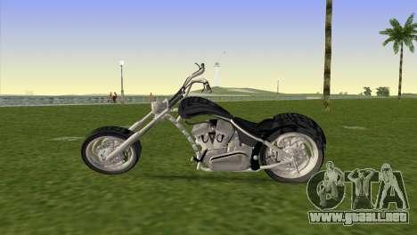 Hell-Fire v2.0 para GTA Vice City vista lateral izquierdo