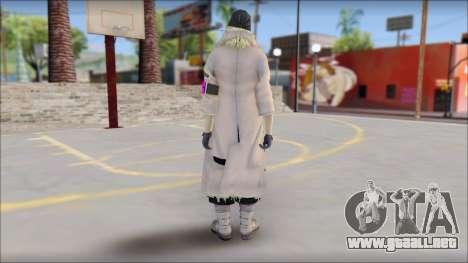 Final Fantasy XI - Snow para GTA San Andreas segunda pantalla