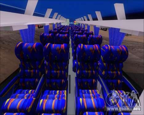 Busscar El Buss 340 Bio Linatal para vista inferior GTA San Andreas