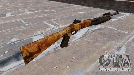 Ружье Benelli M3 Super 90 de élite para GTA 4 segundos de pantalla