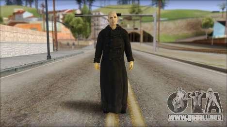 Lord Voldemort para GTA San Andreas