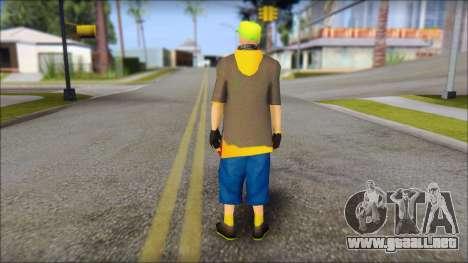 Urban DJ v3 para GTA San Andreas segunda pantalla