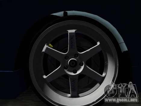 Honda NSX VeilSide para la visión correcta GTA San Andreas