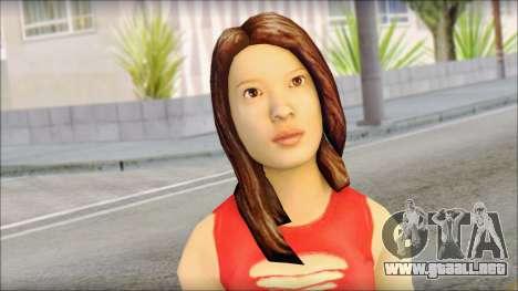 Young Street Girl para GTA San Andreas tercera pantalla