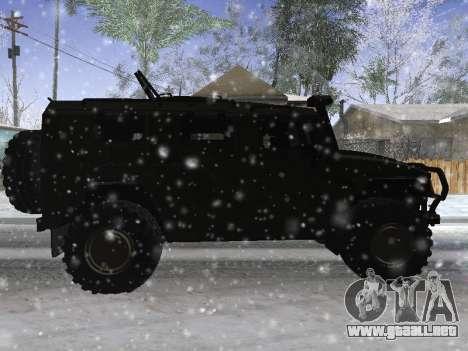 GAS 2975 Tigre para la visión correcta GTA San Andreas