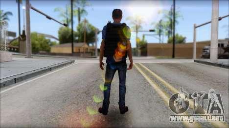 Skin Civil v1 para GTA San Andreas tercera pantalla