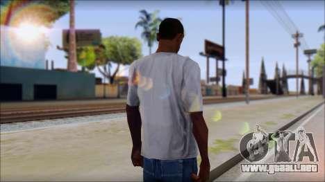Decepticon T-Shirt para GTA San Andreas segunda pantalla
