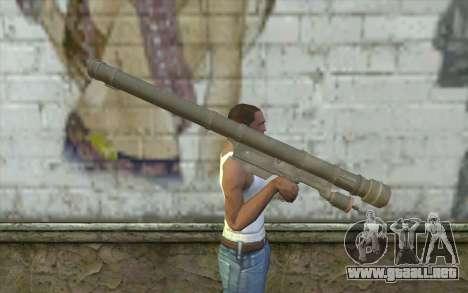 CA 94 para GTA San Andreas tercera pantalla