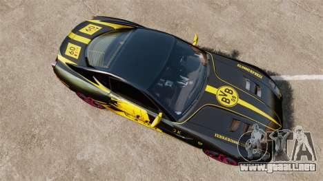 Ferrari 599 GTO PJ3 para GTA 4 visión correcta