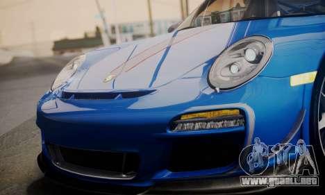 Porsche 911 GT3 RS4.0 2011 para las ruedas de GTA San Andreas