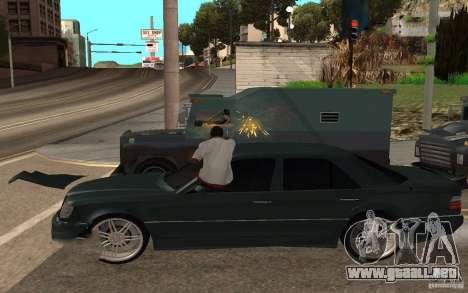 No Spread para GTA San Andreas tercera pantalla