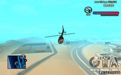 C-HUD by Nas para GTA San Andreas
