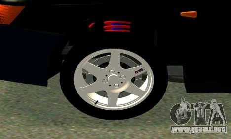 VAZ 21123 Turbo para la visión correcta GTA San Andreas