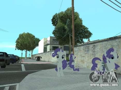 Rarity para GTA San Andreas sexta pantalla