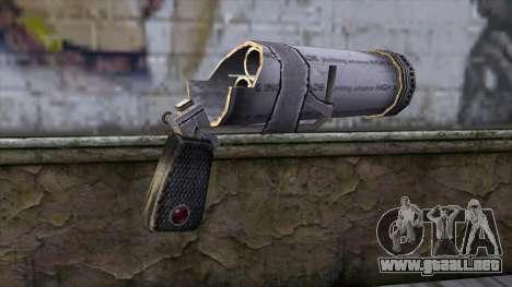 Bottle Gun from Bully Scholarship Edition para GTA San Andreas segunda pantalla