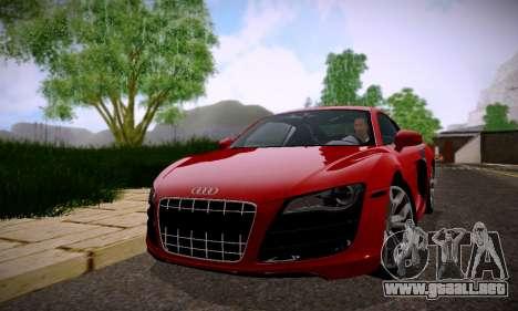 ENBSeries por Makar_SmW86 versión Final para GTA San Andreas tercera pantalla