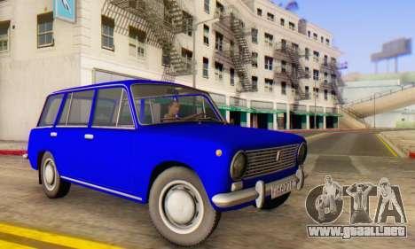 VAZ 2102 Escorrentía para GTA San Andreas