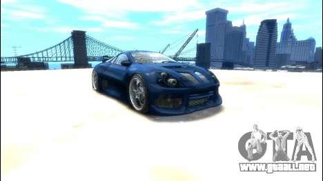 CyborX CD XL-GT para GTA 4 left