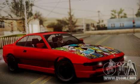 BMW M8 Custom para GTA San Andreas