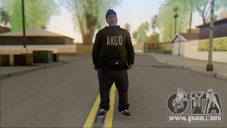 Old Gangster para GTA San Andreas