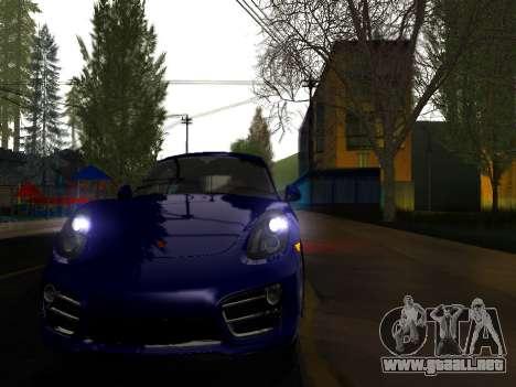 ENB por Makar_SmW86 v5.5 para GTA San Andreas tercera pantalla