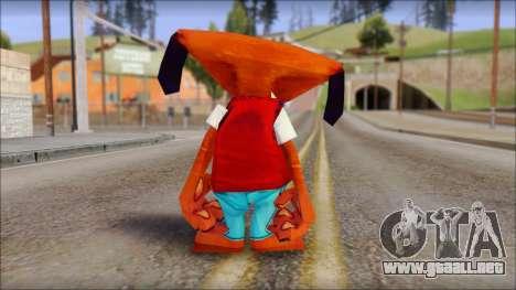 Roofus the Hound from Fur Fighters Playable para GTA San Andreas tercera pantalla