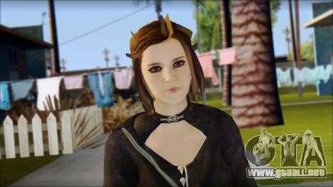 Hermione Grange para GTA San Andreas tercera pantalla